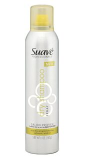 Dry shampoo, only $2.88 and works like a champ