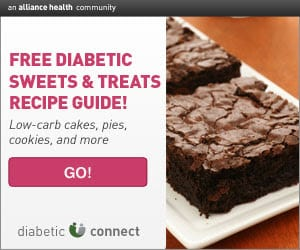 Free diabetic cookbook