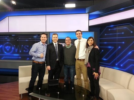 Bubba: On the news after winning Google's Start-Up Weekend in Provo, UT