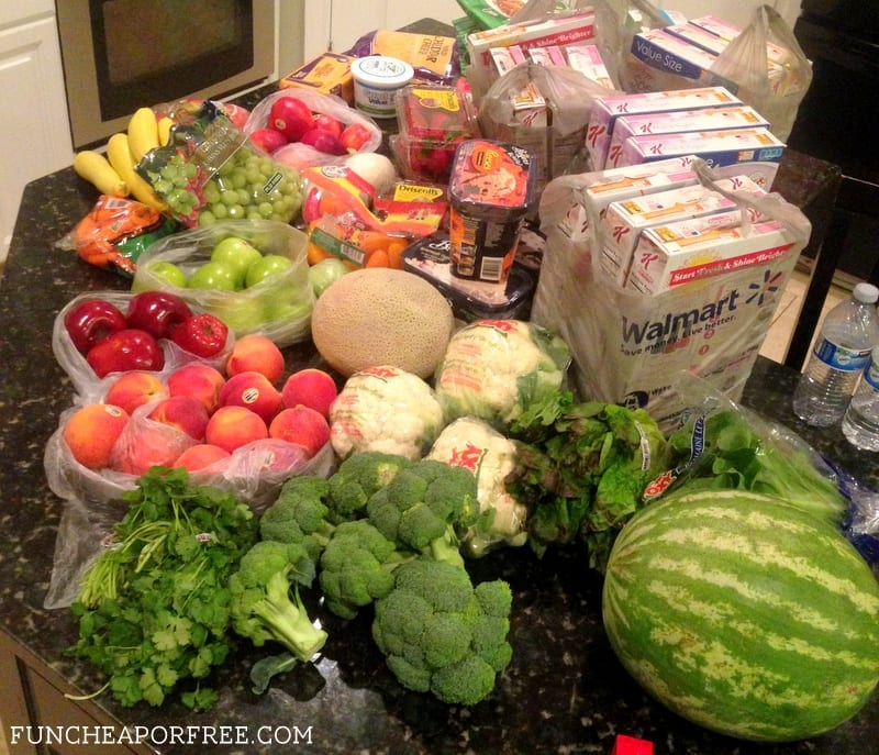 How to save 1/2 on your groceries without clipping coupons