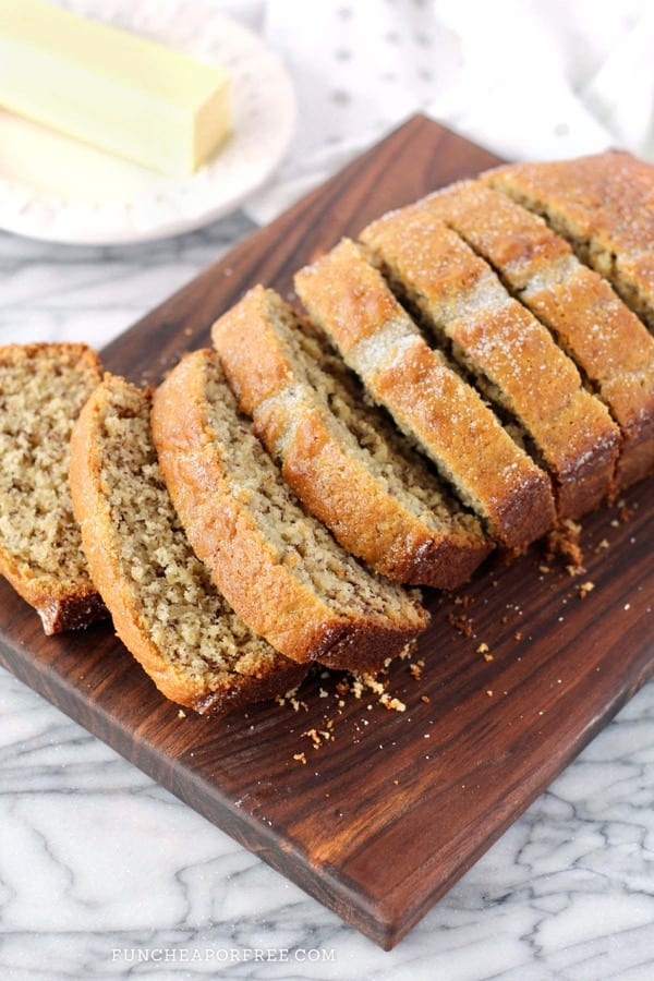 Fool Proof Banana Bread From FunCheapOrFree.com