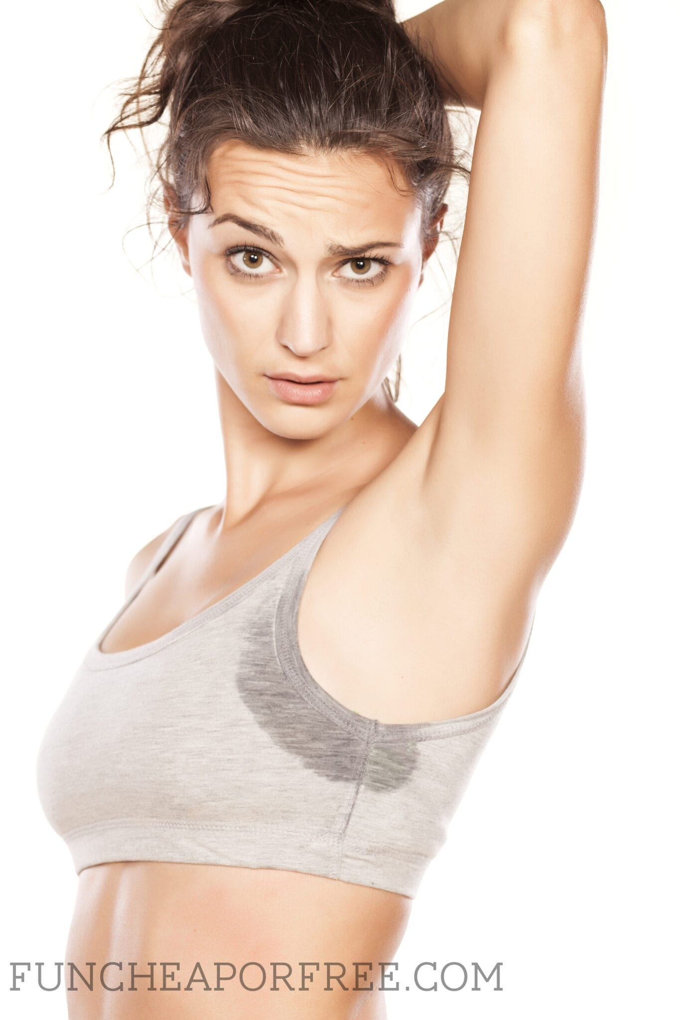 How to never have armpit stains...again...like, ever.