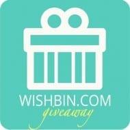$150 WishBin wish list giveaway