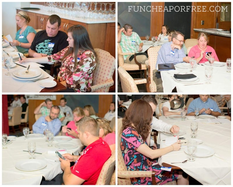 Finance Date Night (UT) - includes a fancy 3-course dinner and one-on-one help with finances and managing money! SO FUN! From FunCheapOrFree.com
