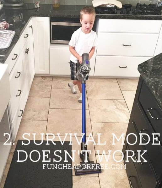 "What I learned as a ""single mom"": 1 dozen survival tips that WORK. From FunCheapOrFree.com"