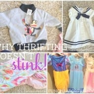 Why thrifting doesn't stink.