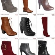Free fall makeup, killer boots & dresses, + other Fall Favorites:..