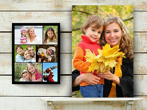 Photo canvas deals