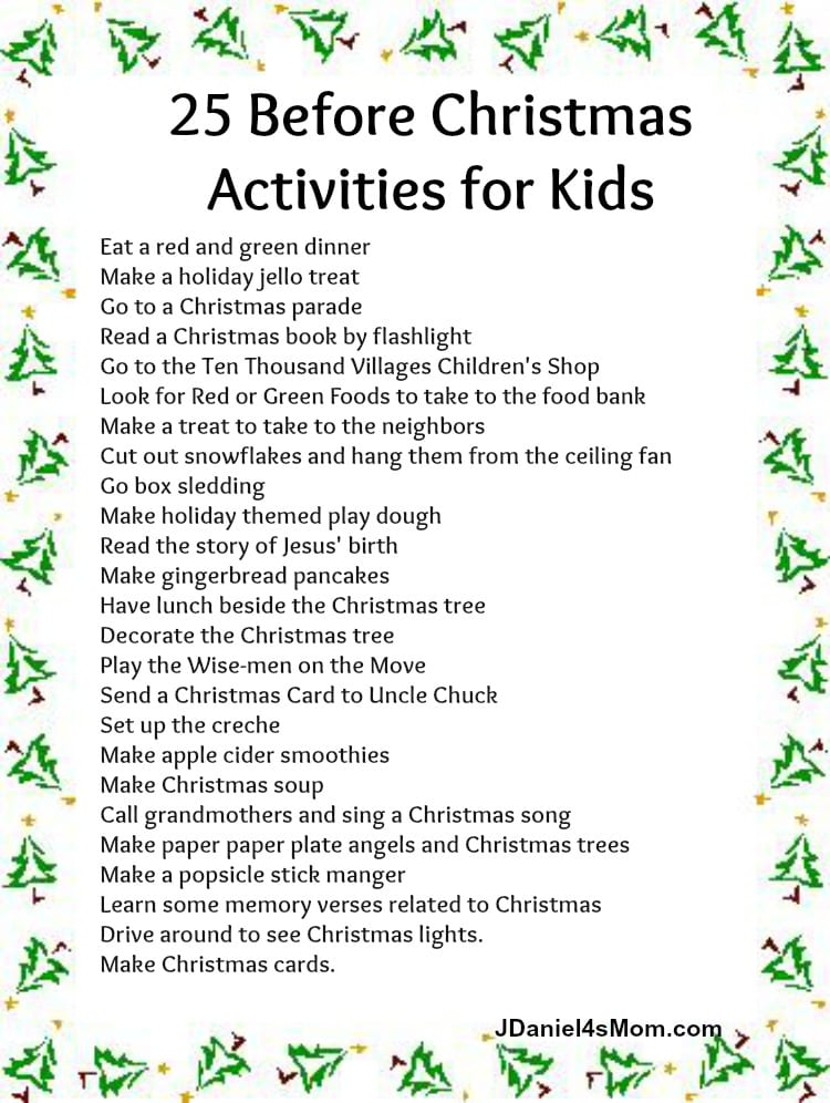 The Best Advent Calendar/Christmas Activities for Kids! (a roundup)