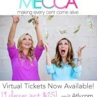 MECCA virtual tickets