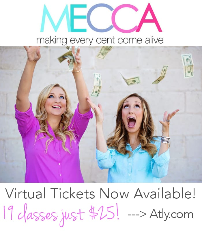 MECCA virtual tickets