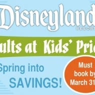 Discounted Disneyland Vacation! [MECCA steal no 2]