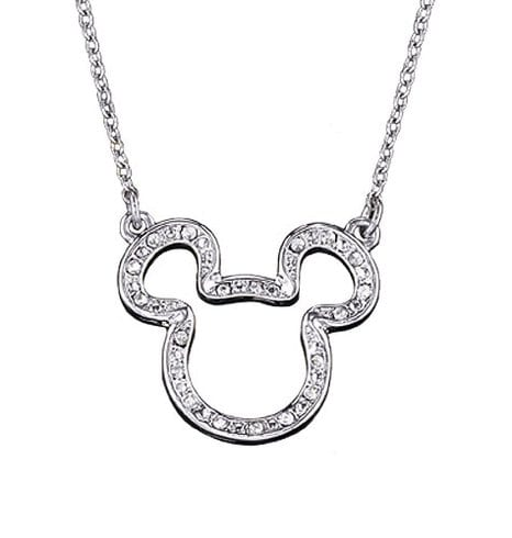 Mickey mouse necklace for only $9.99