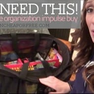 You NEED this! My favorite organization impulse-buy.