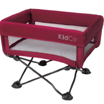 Kids travel pod - best little crib EVER!