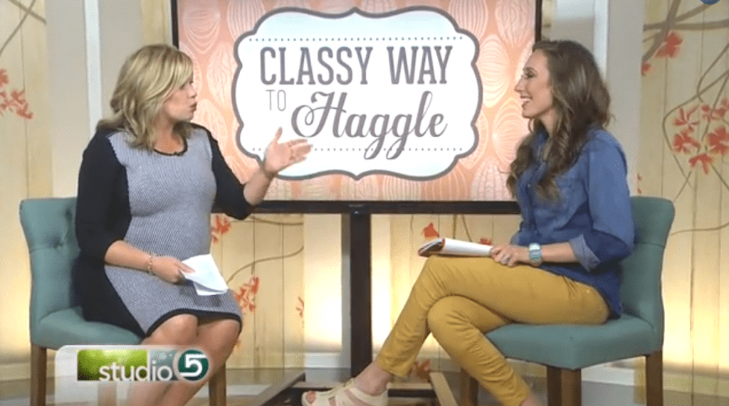 Yes, there is a classy way to haggle at yard sales! This video proves it. Get tons of yardsaling tips and more, FunCheapOrFree.com