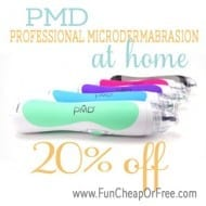 PMD Discount – Professional microdermabrasion at home! [Frugal F..