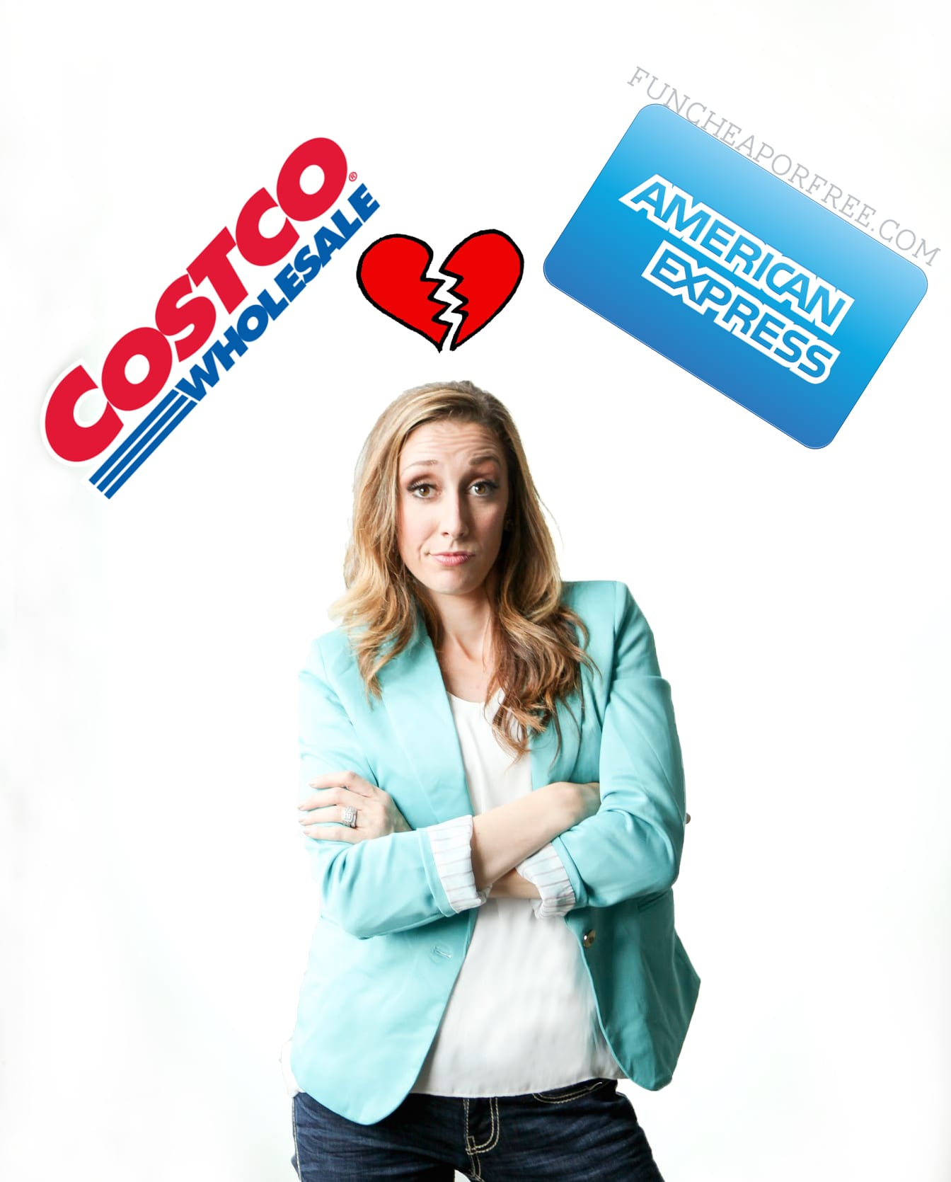 WHY Costco and American Express are breaking up, and WHAT to do about it! From FunCheapOrFree.com