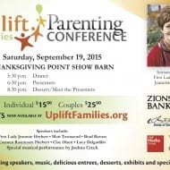Join me at the Uplift Families Conference next weekend! + $5 off coupo..