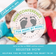 FREE Online Conference for Moms: Hear Me Speak! (The Mom Conference)