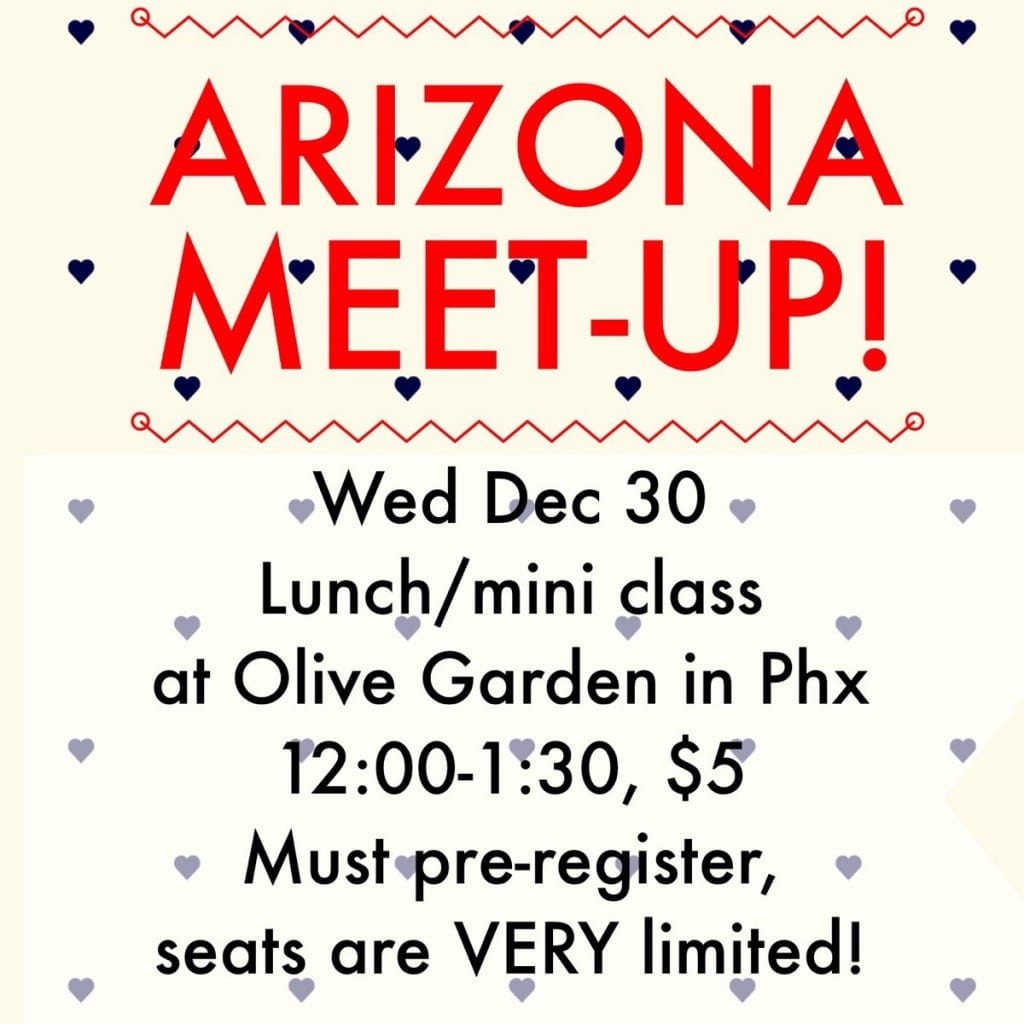 FCF Arizona Meet Up