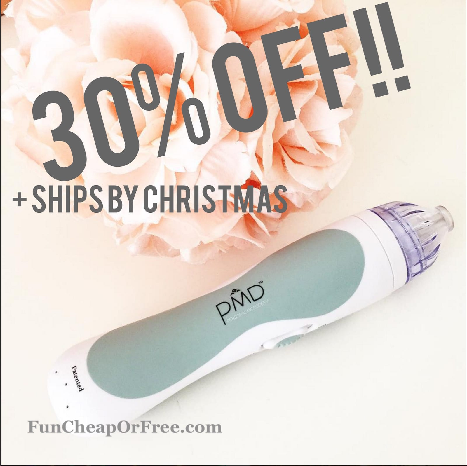 30% off PMD discount!!!! AHH! RUN for this deal!!