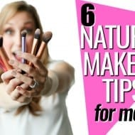 My 6 Best Natural Makeup Tips! + My Fave Beauty Tools