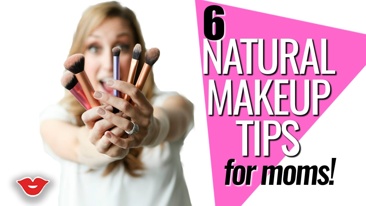 VIDEO: 6 super simple natural makeup tips to give your face a beautiful glow WITHOUT adding a ton of makeup!