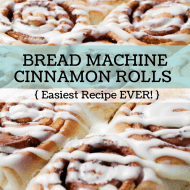 World's Best Bread Machine Cinnamon Roll Recipe. (Yes, you read ..