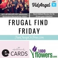 Date Night Deals! Best date ever, $1 Movies, 40% off Flowers and more!..