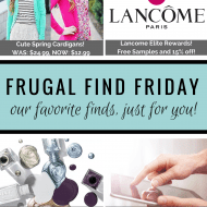 Freebies for MOM: FREE nail polish, FREE e-books, FREE Lancome, and mo..