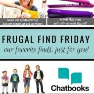 FREE Instagram photo book, NUME flat iron & curling wand discount..