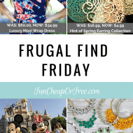 Spring Fever Fashion Deals! Disney DVD, $6 jewelry, and My Favorite Ma..