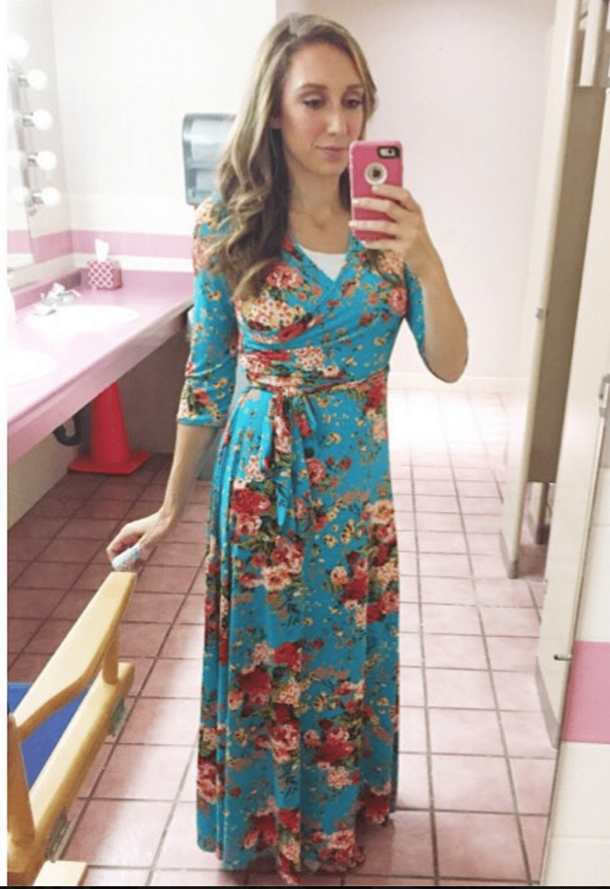 BEST Maxi Dress EVER!