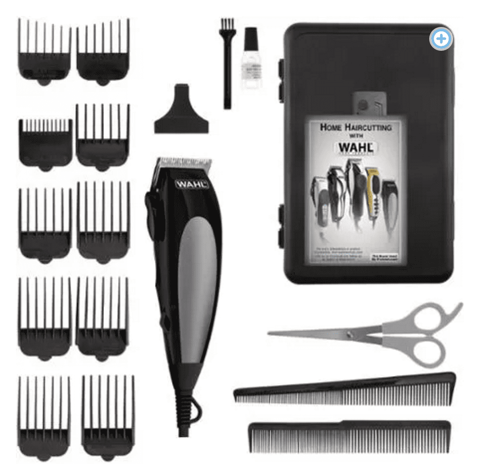 How to cut boys hair at home in under 15 minutes! This kit is under $16 and is the BEST. Step by step video, must watch! From FunCheapOrFree.com