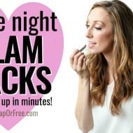 Date Night Hacks…GLAM in MINUTES!