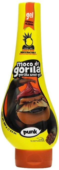 Gorilla Snot Gel - the best hair gel, EVER! www.funcheaporfree.com