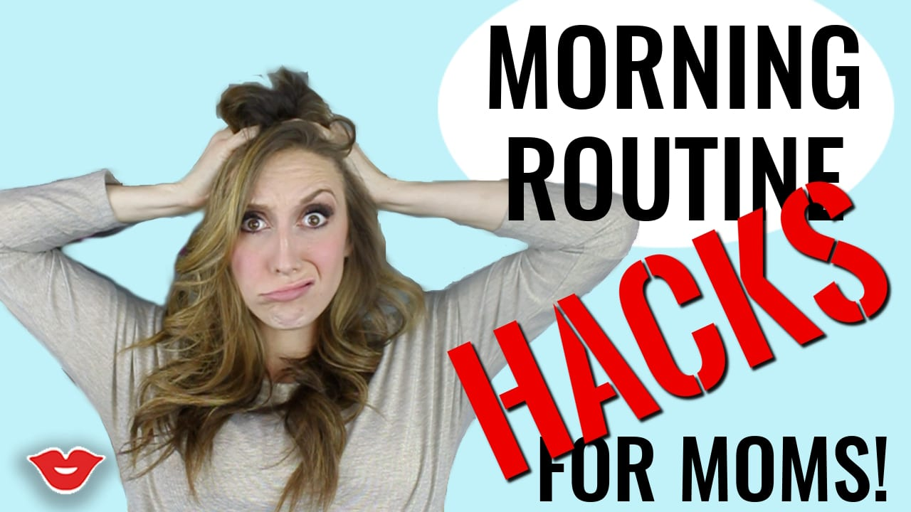Super simple hacks and ideas to have a smoother morning! GENIUS! And such a funny video. Morning hacks we all need - from FunCheapOrFree.com