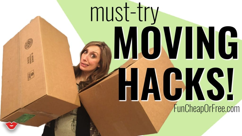 Your go-to, lifesaving list of tips to get you through the dreaded moving process, and live to tell about it! www.FunCheapOrFree.com