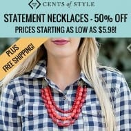Statement Necklaces Under $6! (50% Off + Free Shipping – Frugal ..