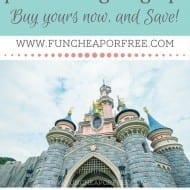Disneyland Ticket Discount – Prices Going up March 8! RUN!