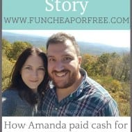 Reader Success Story: Amanda (debt-free, went to Europe by saving chan..