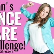 (Ellen's) Dance Dare Challenge…basically the funnest thing..