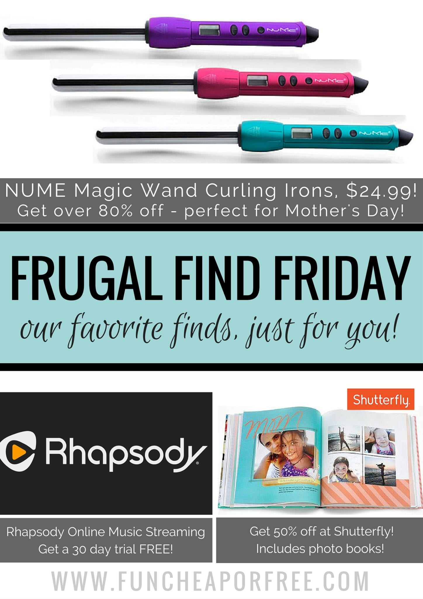 03c5e18c9b5 Awesome discounts on Mothers Day Gifts  Frugal Find Friday