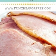 Brown Sugar Slow Cooker Ham Recipe! [Foodie Tuesday]