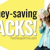 My Best Money Saving HACKS!