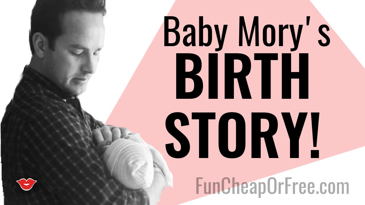 Baby Mory's Birth Story Video!