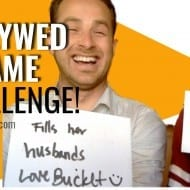 Bubba vs Jordan Newlywed Game Challenge!