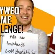 Bubba vs Jordan Newlywed Game Challenge!