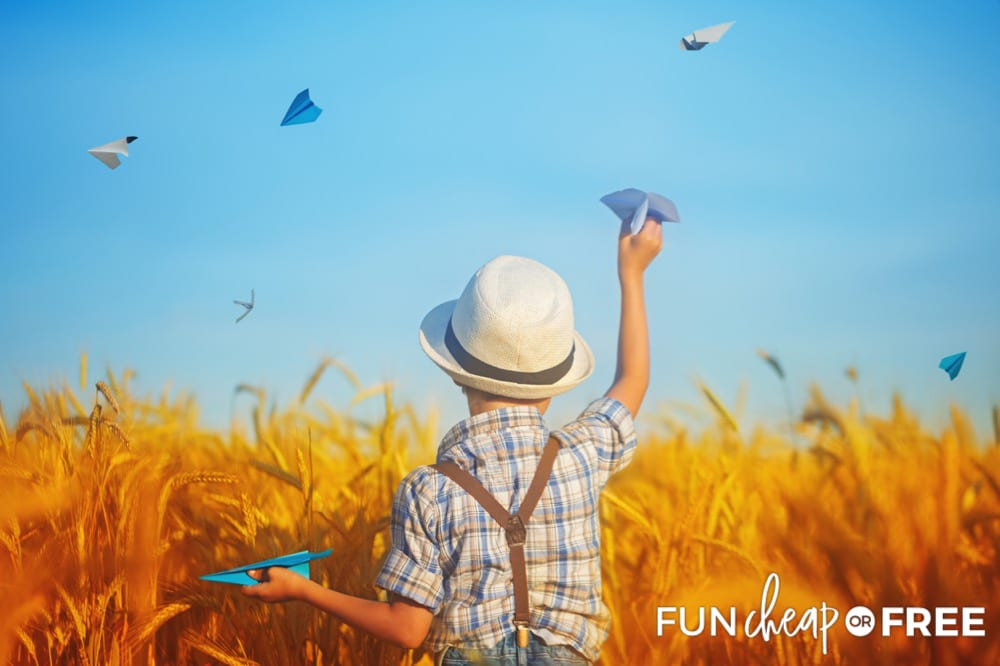 Fun Summer Activities Kids Can Do On Their Own from Fun Cheap or Free